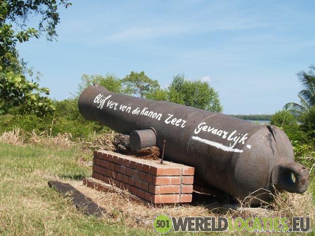 Suriname - Fort Nieuw Amsterdam