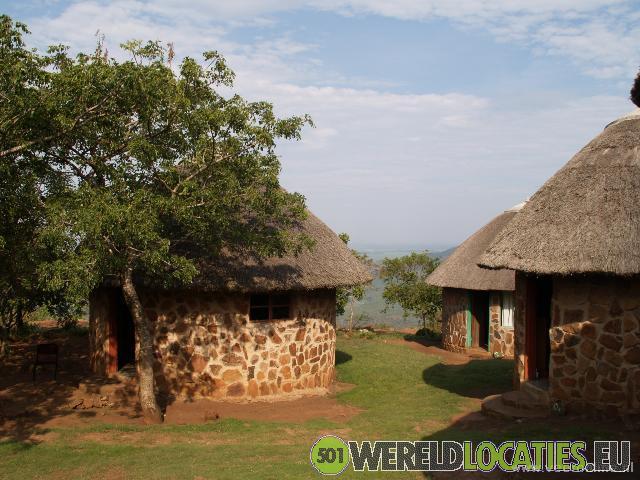 Hiken over het platteland van Swaziland