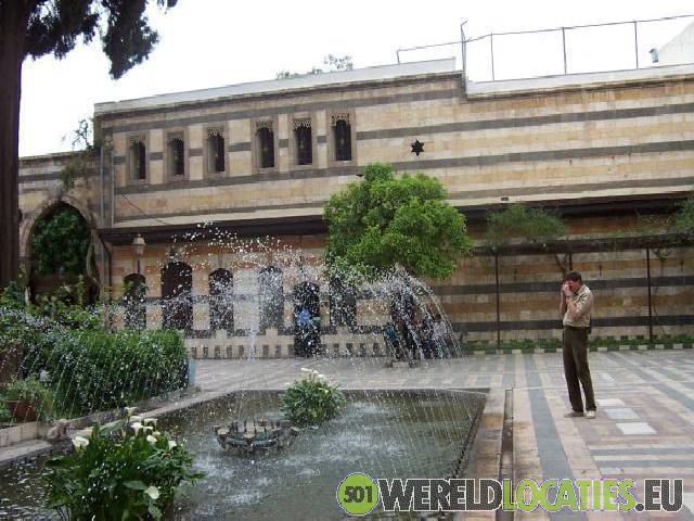 Syrië - Damascus de Parel van Oriënt