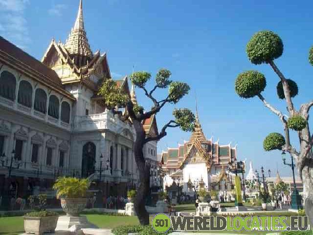 Thailand - Het grote paleis Bangkok