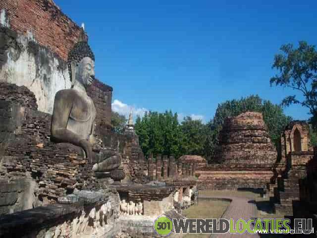 Ayutthaya en Sukhothai