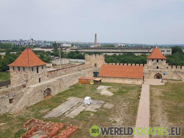 Transnistrië - De Citadel van Bender