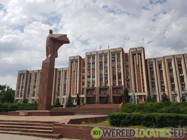 Transnistrië - Tiraspol, Rusland in het klein