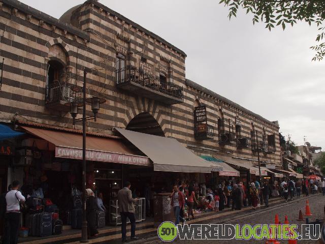 Koerdische stad Diyarbakir