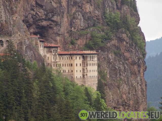 Turkije - Het Sumela klooster