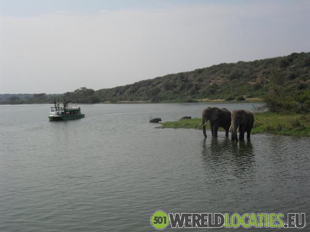 Uganda - Queen Elisabeth National Park