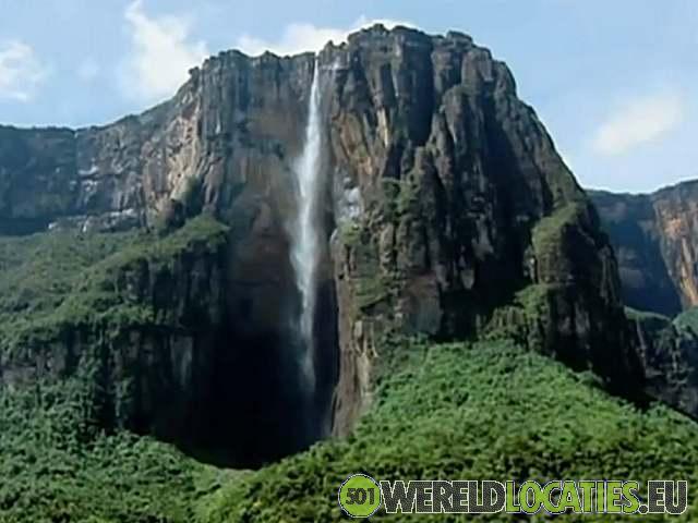 Venezuela - Indrukwekkende Angels Falls