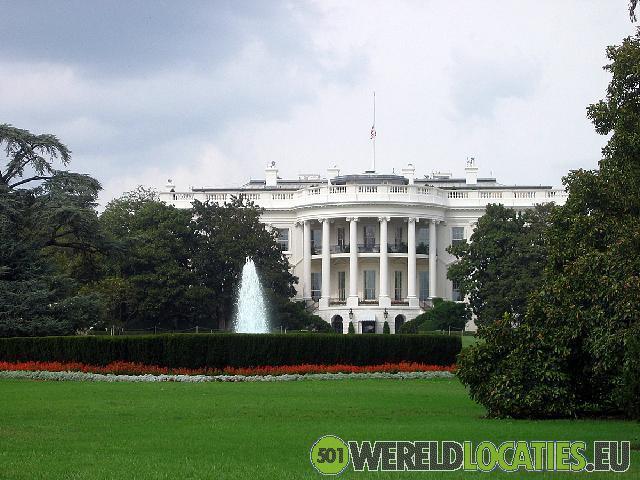 Verenigde Staten - Het Witte huis in Washington DC
