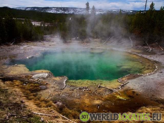 Verenigde Staten - Yellowstone National Park