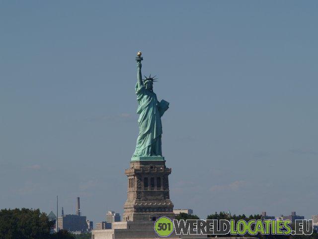 Het Vrijheidsbeeld van New York