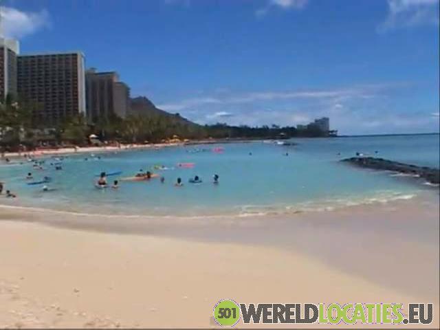 De eilandengroep van Hawaï