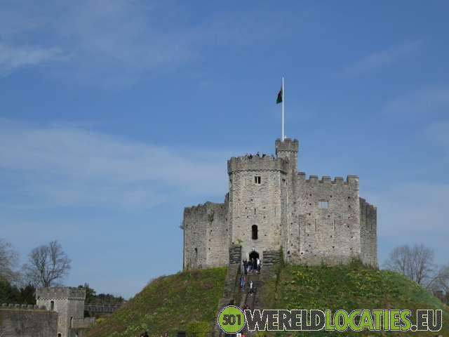 Wales - The Cardiff Castle