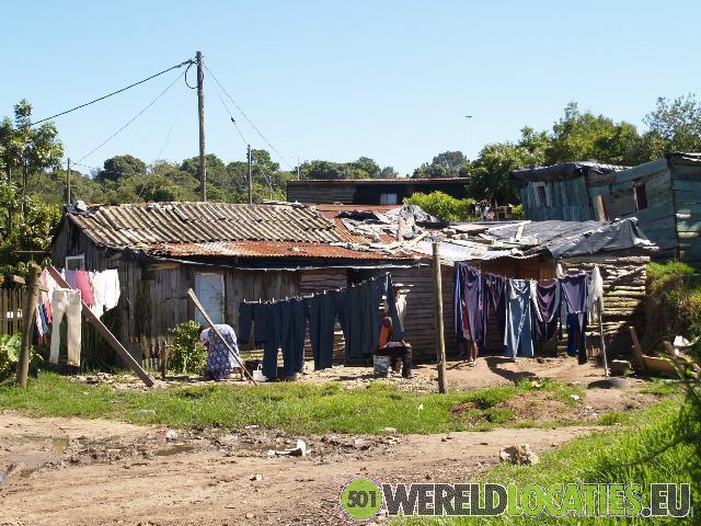 Zuid Afrika - De township Soweto